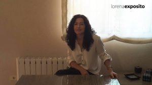 Presentación pagina web Lorena Exposito