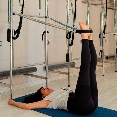 Lorena Pilates máquina