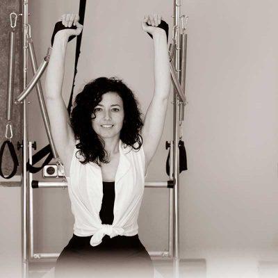 Pilates - Bailarina